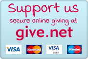 Donate securly on give.net
